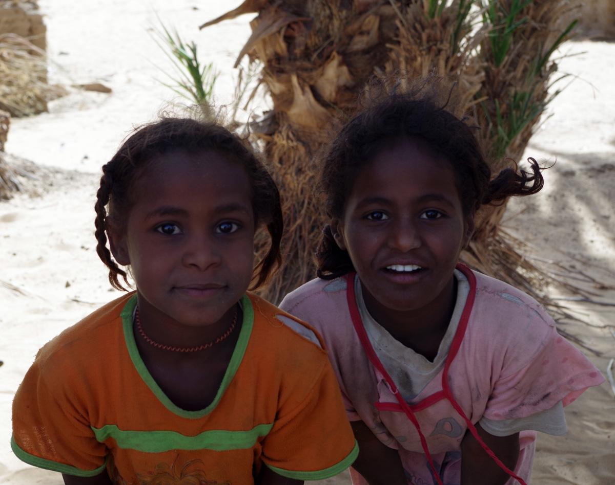 Beduinpiger Sudan / (c) Pia Adamsen